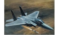 F-15A/C McDonnell Douglas, Eagle - ITALERI 2617 1/48