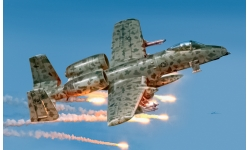 A-10A Fairchild Republic, Thunderbolt II - ITALERI 2659 1/48