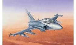 JAS 39B SAAB, Gripen - ITALERI 2664 1/48