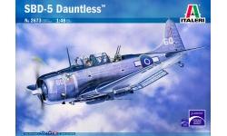 SBD-5 Douglas, Dauntless - ITALERI 2673 1/48