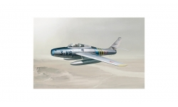 F-84F Republic, Thunderstreak - ITALERI 2682 1/48
