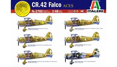 CR.42 FIAT, Falco - ITALERI 2702 1/48