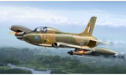 MB-326K (Impala Mk. II) Aermacchi - ITALERI 2710 1/48