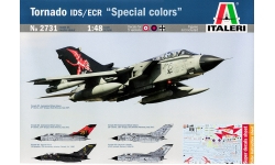 Tornado ECR/IDS/GR.1 Panavia - ITALERI 2731 1/48
