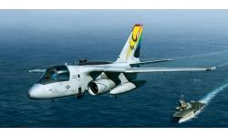 ES-3A Lockheed, Shadow - ITALERI 2735 1/48