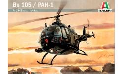 Bo 105M / Bo 105P PAH 1 MBB - ITALERI 2742 1/48