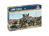 LMV (Light Multirole Vehicle) Iveco, Lince - ITALERI 6504 1/35
