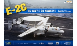 E-2C Northrop Grumman, Hawkeye - KINETIC K48013 1/48