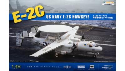 E-2C Northrop Grumman, Hawkeye - KINETIC K48013 1/48