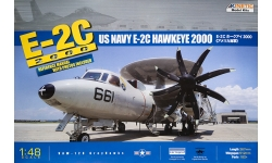 E-2C Northrop Grumman, Hawkeye 2000 - KINETIC K48016 1/48