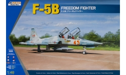 F-5B / CF-5D / NF-5B Northrop, Freedom Fighter - KINETIC K48021 1/48