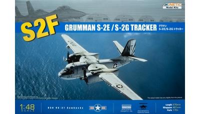 S-2E (S2F-3S) / S-2G Grumman, Tracker - KINETIC K48024 1/48