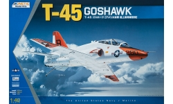 T-45A/C McDonnell Douglas, Boeing, BAE Systems, Goshawk - KINETIC K48038 1/48
