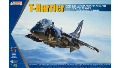 Harrier T.2/2A/4/4A/4N/8/TAV-8A/8S Matador, Hawker Siddeley - KINETIC K48040 1/48