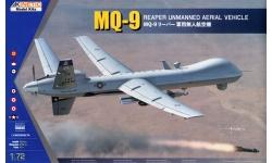 MQ-9A General Atomics, Reaper - KINETIC K72004 1/72
