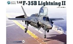F-35B Lockheed Martin, Lightning II - KITTY HAWK KH80102 1/48