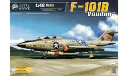 F-101B/RF-101B McDonnell, Voodoo - KITTY HAWK KH80114 1/48