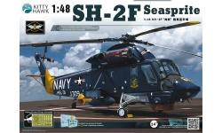 SH-2F Kaman, Seasprite - KITTY HAWK KH80122 1/48