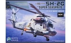 SH-2G Kaman, Super Seasprite - KITTY HAWK KH80126 1/48
