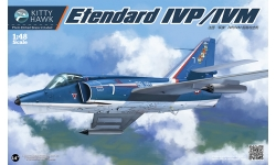 Etendard IVM/IVP Dassault - KITTY HAWK KH80137 1/48