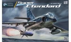Super Etendard Dassault-Breguet - KITTY HAWK KH80138 1/48