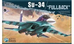 Су-34 Сухой - KITTY HAWK KH80141 1/48