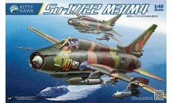 Су-17(22)М3/M4 Сухой - KITTY HAWK KH80144 1/48