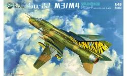 Су-22М4 Сухой - KITTY HAWK KH80146 1/48