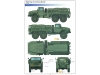 Урал-4320 & АПА-5Д - KITTY HAWK KH80159 1/48