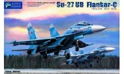 Су-27УБ Сухой - KITTY HAWK KH80168 1/48