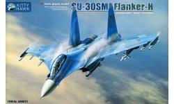 Су-30СМ Сухой - KITTY HAWK KH80171 1/48