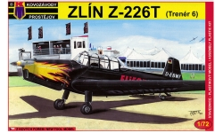 Z-226T Moravan, n.p., Zlin Trenér 6 - KOVOZAVODY PROSTEJOV (KP) KPM0004 1/72