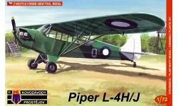 L-4H/J Piper, Grasshopper - KOVOZAVODY PROSTEJOV (KP) KPM0043 1/72