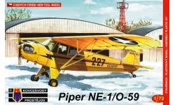 NE-1/O-59 Piper, Grasshopper - KOVOZAVODY PROSTEJOV (KP) KPM0044 1/72