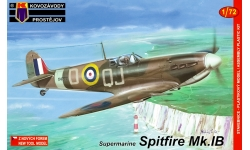 Spitfire Mk Ib Supermarine - KOVOZAVODY PROSTEJOV (KP) KPM0055 1/72