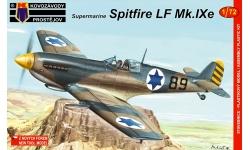 Spitfire LF Mk IXe Supermarine - KOVOZAVODY PROSTEJOV (KP) KPM0063 1/72
