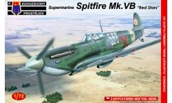Spitfire Mk Vb Supermarine - KOVOZAVODY PROSTEJOV (KP) KPM0068 1/72