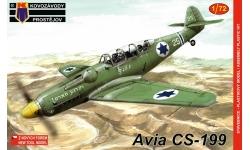 CS-199 Avia - KOVOZAVODY PROSTEJOV (KP) KPM0092 1/72