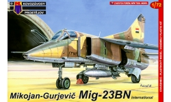 МиГ-23БН - KOVOZAVODY PROSTEJOV (KP) KPM0096 1/72