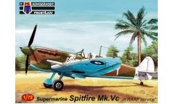 Spitfire Mk Vc Supermarine - KOVOZAVODY PROSTEJOV (KP) KPM0147 1/72