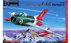 J-6 Shenyang Aircraft Corporation - KOVOZAVODY PROSTEJOV (KP) KPM0160 1/72