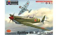 Spitfire Mk IXc Supermarine - KOVOZAVODY PROSTEJOV (KP) KPM0167 1/72