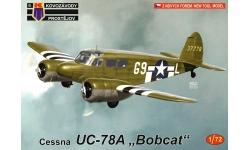 UC-78A Cessna, Bobcat - KOVOZAVODY PROSTEJOV (KP) KPM0168 1/72