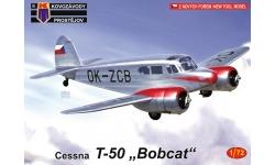 T-50 Cessna, Bobcat - KOVOZAVODY PROSTEJOV (KP) KPM0171 1/72