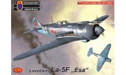 Ла-5Ф Лавочкин - KOVOZAVODY PROSTEJOV (KP) KPM0175 1/72