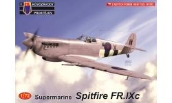Spitfire FR Mk IXc Supermarine - KOVOZAVODY PROSTEJOV (KP) KPM0176 1/72
