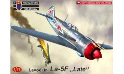 Ла-5Ф Лавочкин - KOVOZAVODY PROSTEJOV (KP) KPM0206 1/72