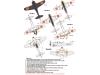 Ki-44-IIa (Kou) & Ki-44-IIc (Hei) Nakajima, Shoki - LIFELIKE DECALS 48-036 1/48