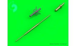 Су-24М Сухой. Приемник воздушного давления - MASTER AM-48-123 1/48