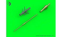 МиГ-25БМ/П/РБ/РБК/РБТ/РБФ/РБШ. ПВД - MASTER AM-48-129 1/48